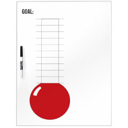 Multi-use Goal Dry-Erase Board
