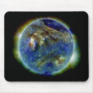 Multi-wavelength Ultraviolet Snapshot of the Sun Mouse Pad