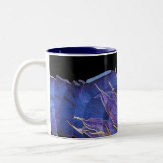 MultiBlue Black Coffee Mugs