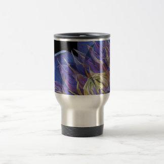 MultiBlue Black Travel Mug