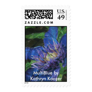MultiBlue Stamps