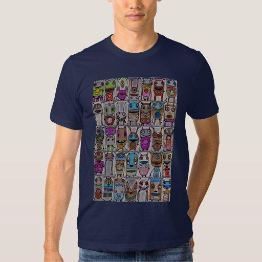 multibot camisas