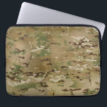 "Multicam 13&quot; Sleeve<br><div class=""desc"">New camouflage pattern adopted by the U.S. Military.</div>"