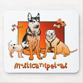 Multicanipetual Mousepad