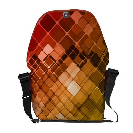 Multicolor 2 Messenger Bag