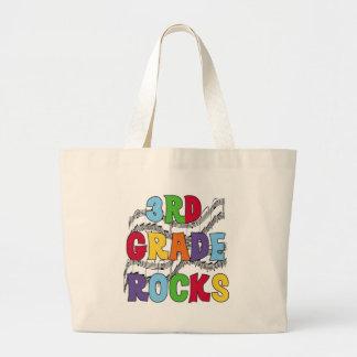 Multicolor 3rd Grade Rocks Tote Bag