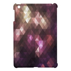 Multicolor Abstract Art Ipad Mini Covers at Zazzle