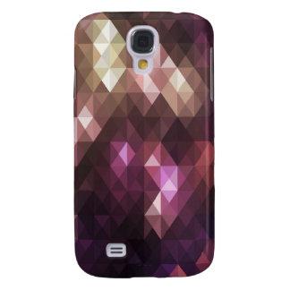 Multicolor Abstract Art Samsung Galaxy S4 Case