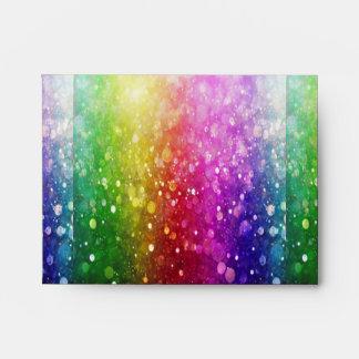 multicolor, brillo, encanto, chakra, diversión, sobre