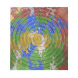 MULTIcolor CHAKRA : Nature Wheel Energy Memo Notepads