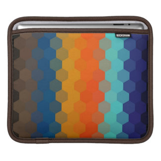 Multicolor Chevron Seamless Pattern 5 Sleeve For iPads