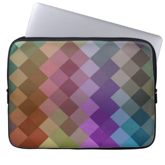 Multicolor Chevron Seamless Pattern 8 Computer Sleeves