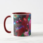 Multicolor Christmas Tree Colorful Holiday Mug