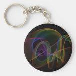 MultiColor Color Fun! Keychains