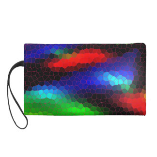 Multicolor Cosmetic Bag