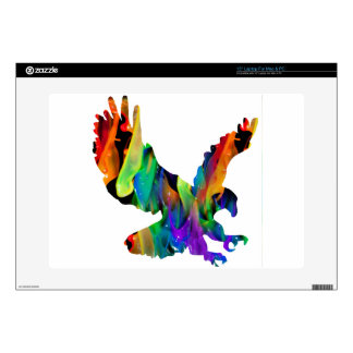 MULTICOLOR EAGLE PRODUCTS SKINS FOR LAPTOPS