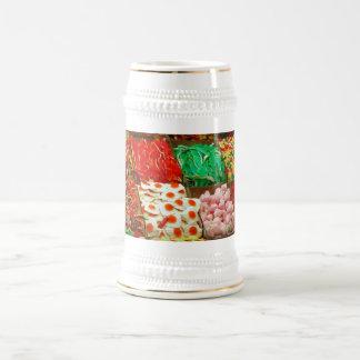 Multicolor-jalea-en-shelfs CAND GOMOSO COLORIDO Tazas De Café