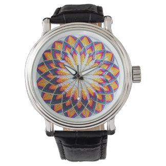 Multicolor Kiku Temari Watch