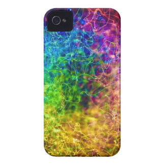 Multicolor Light Refraction Case iPhone 4 Covers
