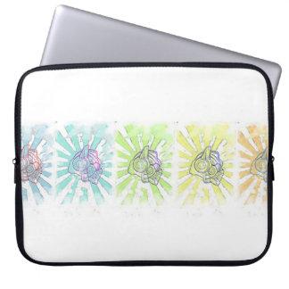 multicolor opti laptop sleeve