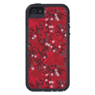 Multicolor Oriental Floral Pattern #7 iPhone 5 Cover
