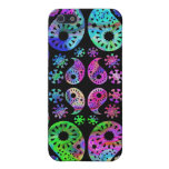 Multicolor Paisley Design. Covers For iPhone 5
