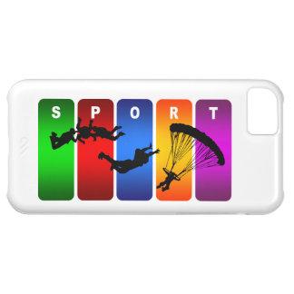 Multicolor Parachuting iPhone 5 Case