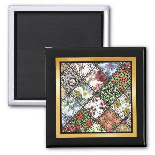 Multicolor pattern Gift Item Fridge Magnets