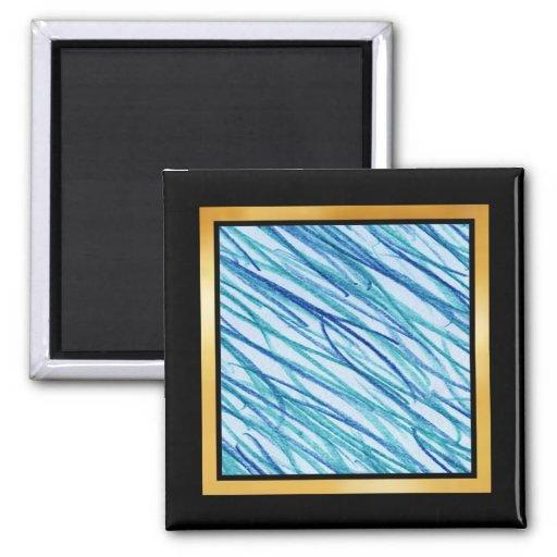 Multicolor pattern Gift Item Magnet