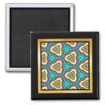 Multicolor pattern Gift Item Magnets