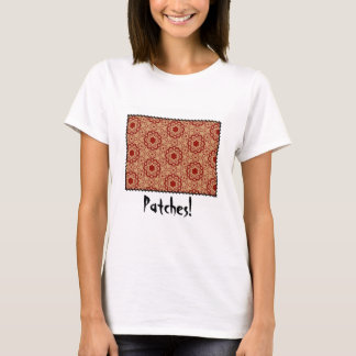 Multicolor pattern Gift Item T-Shirt