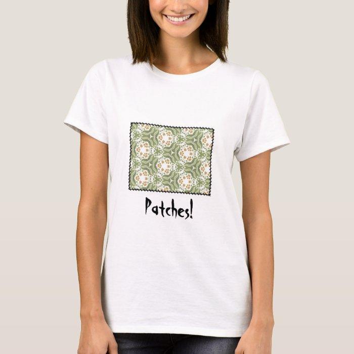 Multicolor pattern Gift Item T-Shirt