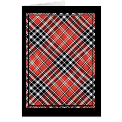 Multicolor pattern Gifts Card
