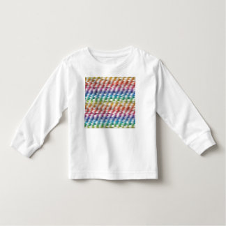 Multicolor pattern shirt