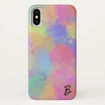 Multicolor Personalized Phone Case