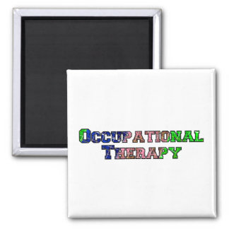 multicolor plaid OT Magnet