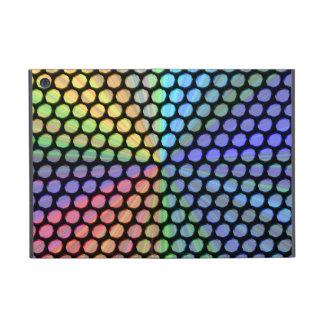 Multicolor Prism Effect Case For iPad Mini