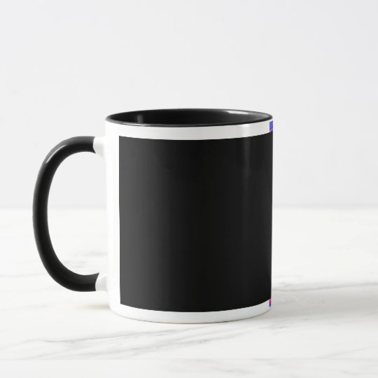 Multicolor Repeat Pattern Products Mug