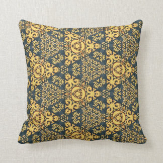 Multicolor Repeat Pattern Products Pillow