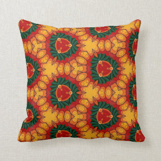 Multicolor Repeat Pattern Products Pillows
