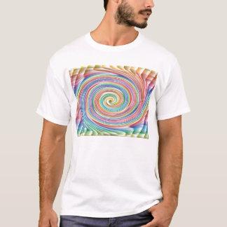Multicolor Spiral Shirt