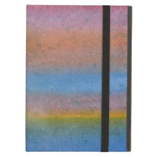 Multicolor Stripes. iPad Case