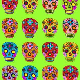 8de6a34d09168 Skull Refrigerator Magnets | Zazzle
