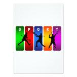 Multicolor Tennis Emblem (Male) Announcement