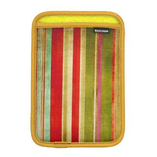 multicolor texture iPad Mini  Vertical iPad Mini Sleeve