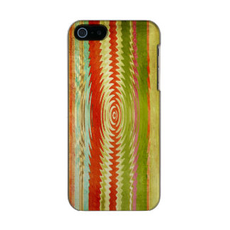multicolor texture iPhone 5/5s Feather® Shine,case Metallic Phone Case For iPhone SE/5/5s