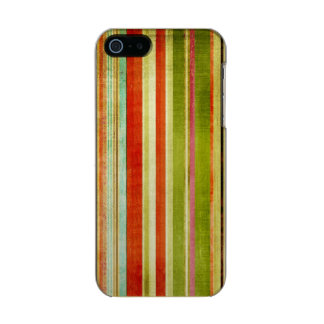 multicolor texture iPhone 5/5s Feather® Shine,Gold Metallic Phone Case For iPhone SE/5/5s