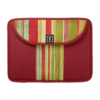 "multicolor texture Macbook Pro 13"" Sleeve For MacBook Pro"