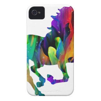 MULTICOLOR UNICORN PRODUCTS iPhone 4 CASE