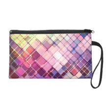 Multicolor Wristlets  Bag Options 1-9